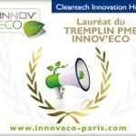 Lauréat TREMPLIN PME INNOV'ECO